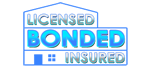 Licensed, Bonded, and Insured general contractor for your protection!
